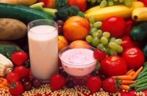 Keep eating fruits and green leafy vegetables.-FluShotPrices