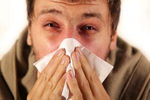 Watery Eyes-FluShotPrices